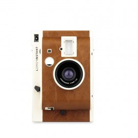 Lomography Lomo'Instant White Edition kit con 3 lenti alternativa a polaroid