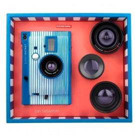 Olympus OM10 35mm SLR Camera Con Zuiko auto-s 50mm 1:1.8