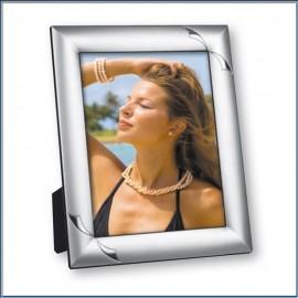 Cornice Fotografica ZEP Silver Frame Portafoto colore argento