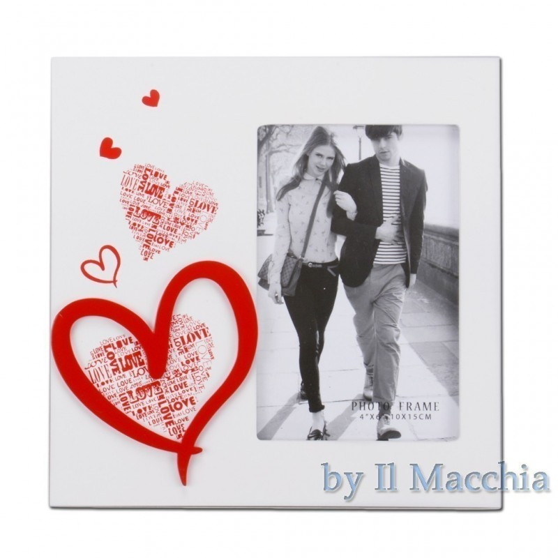 Cornice Fotografica ZEP Vanilla Portafoto san valentino