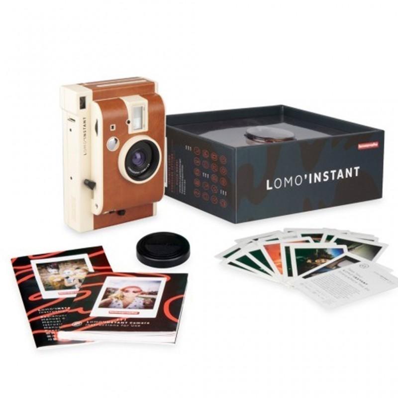 Lomography Lomo'Instant Black edition Fotocamera Istantanea Lomo