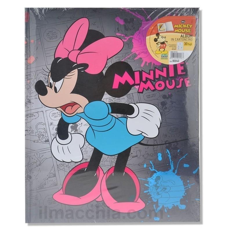 Album Fotografico Tradizionale Lebez Portafoto Minckey Mouse