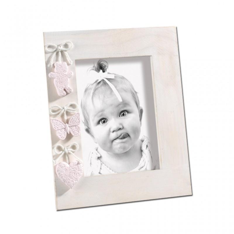 Cornice Fotografica Mascagni Portafoto in legno bambini