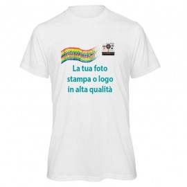 Magliette personalizzate 145g unisex