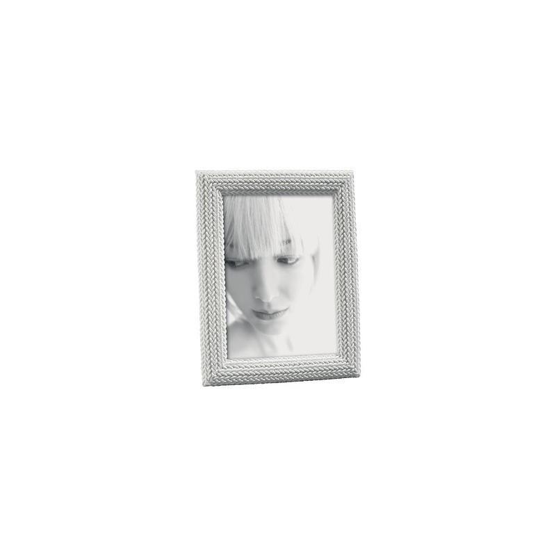 Cornice Portafoto in resina 13x18 Mascagni a110 bianco