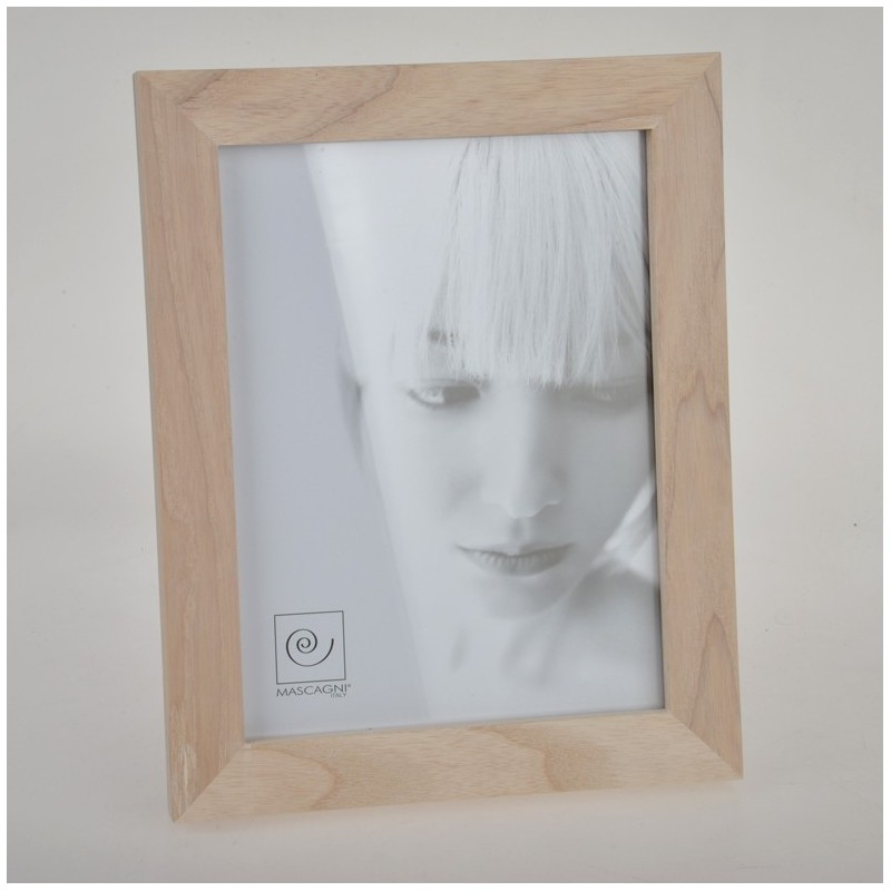 Cornice Fotografica 15x20 Mascagni portafoto m215 Trasparente con magneti