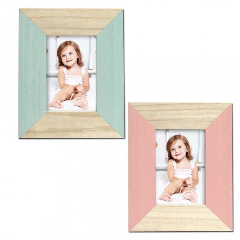 Cornice Fotografica Zep portafoto Candy Pink/Blue 13 x 18