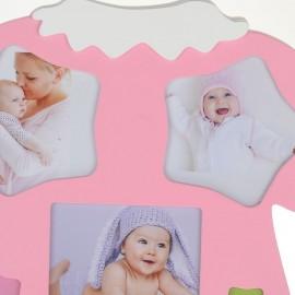 Cornice Fotografica ZEP Il Primo anno Heidi Portafoto Bambini