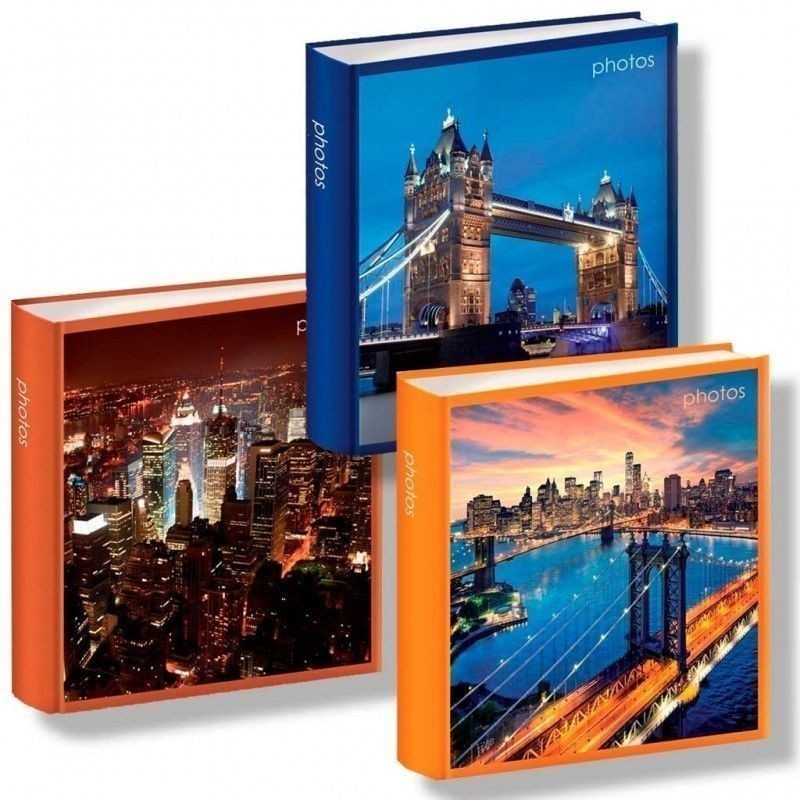 Album Fotografico Tradizionale ZEP Portafoto 30 fogli CITY