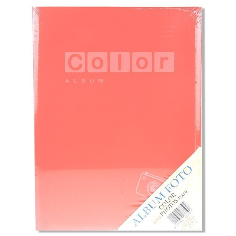 Album Fotografico Zep 200 foto 13x19 portafoto New Color