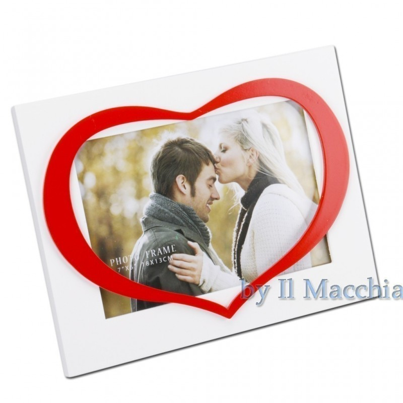 Cornice Fotografica ZEP LARA Portafoto san valentino