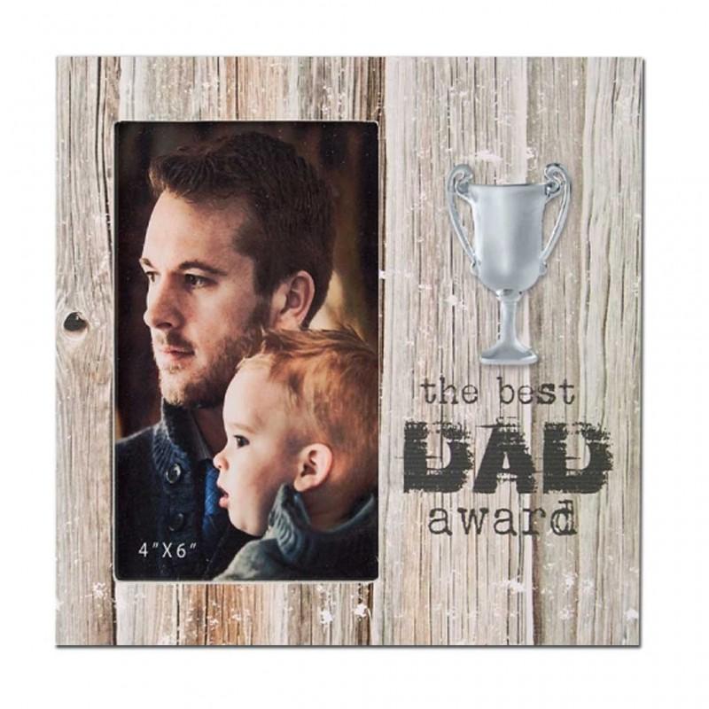 Cornice Fotografica ZEP Big Dad Portafoto in legno Verticale