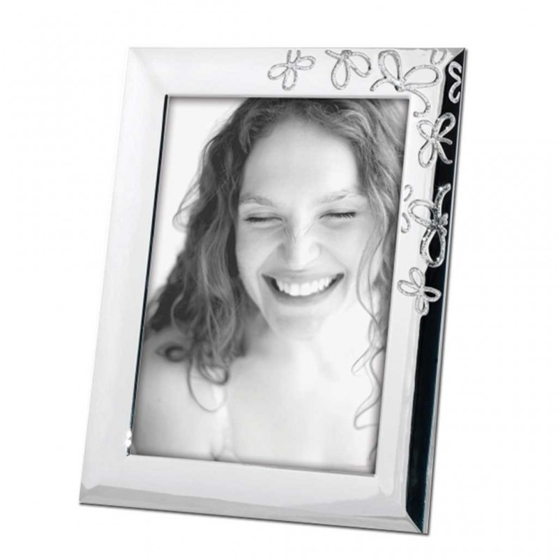 Cornice Portaritratti 20x25 Mascagni A642 portafoto con glitter