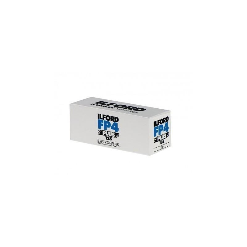 ILFORD FP4 PLUS 125 36 exp Black & White Pellicola in Bianco e Nero 120