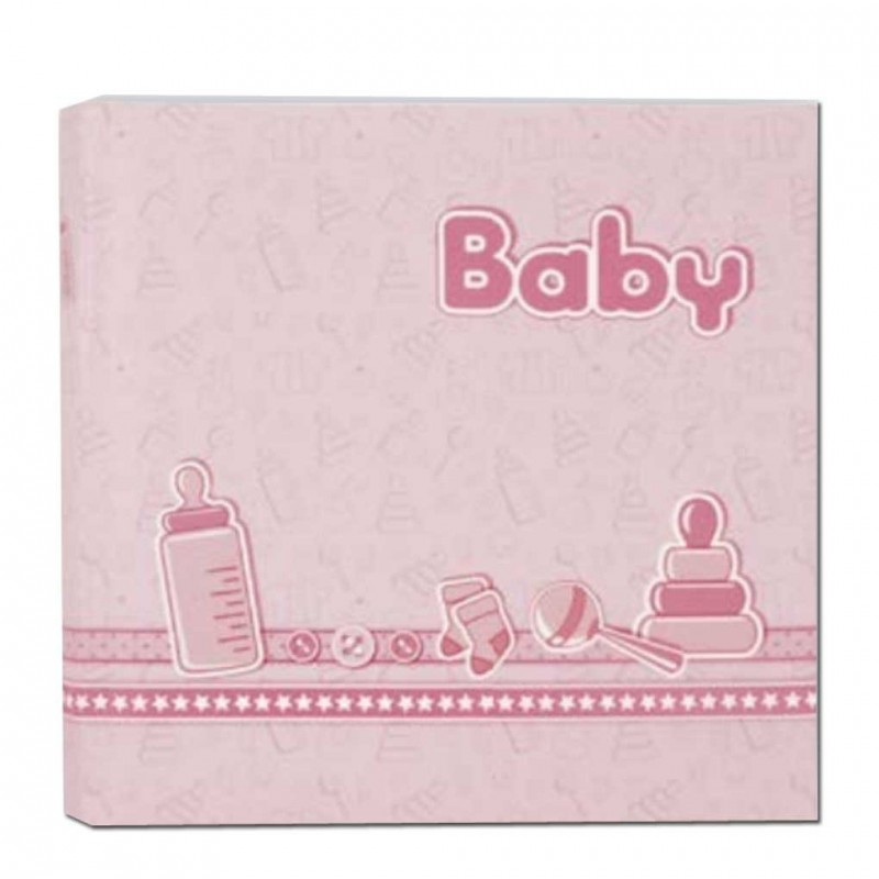 Album Fotografico Tradizionale 24 fogli 24x24 Portafoto Baby