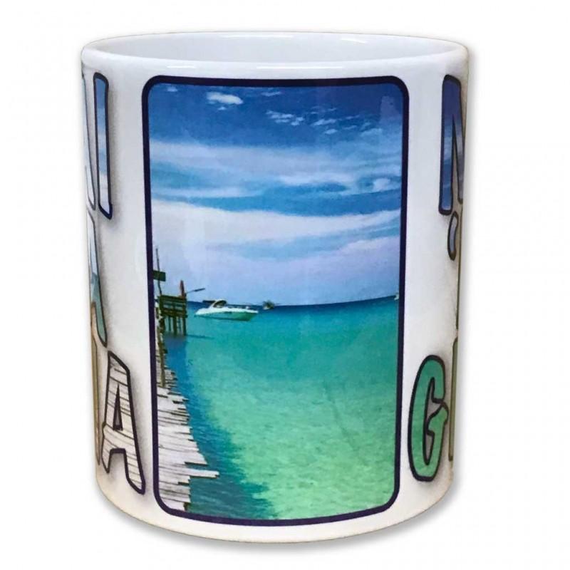 Tazza in ceramica ma 'na gioia idea regalo