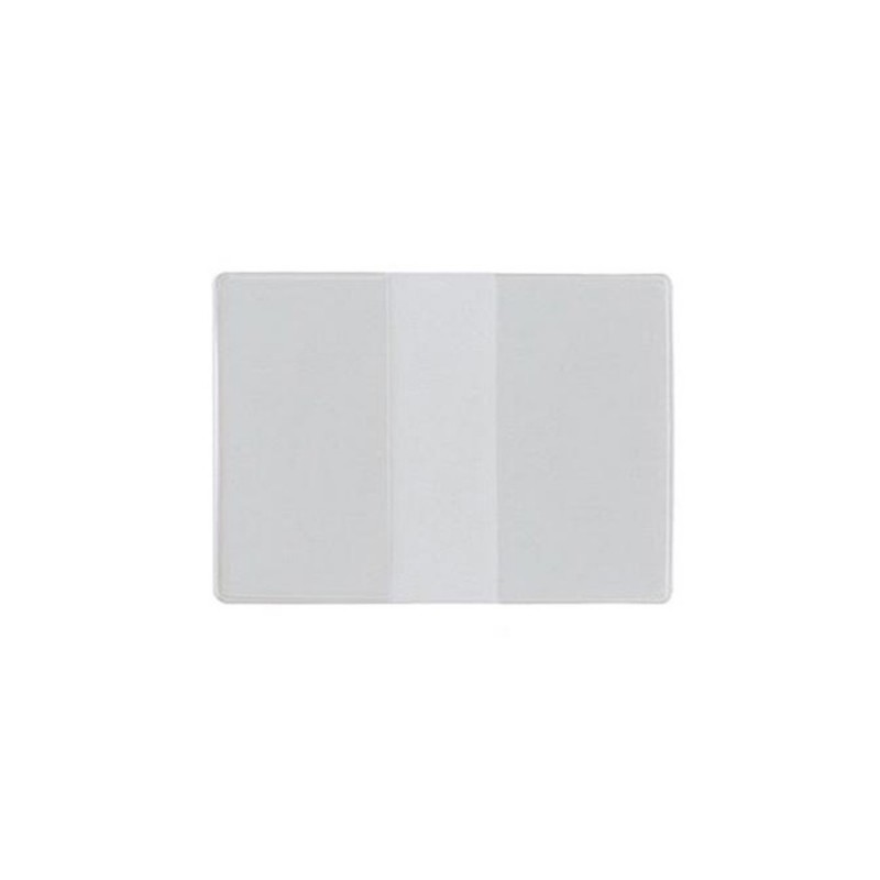 Portatessera Cristal Trasparente 15,5X12 n° 50 pezzi porta carta d'identità
