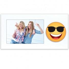 Cornice Fotografica Emoji Portafoto 10x15 divertente Zep