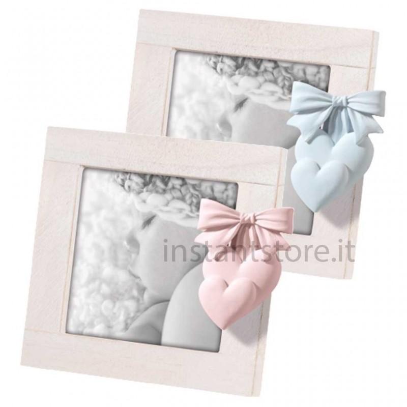 Cornice Fotografica Mascagni Portafoto con con cuori a648