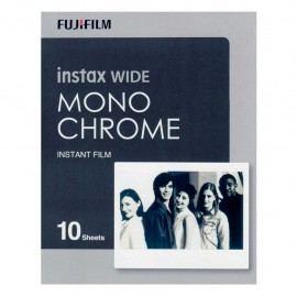 Fuji instax wide Mono Chrome pellicola in bianco e nero Per Instax camera