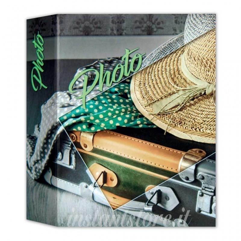 Album Fotografico Zep 100 foto 10x15 Portafoto viaggio