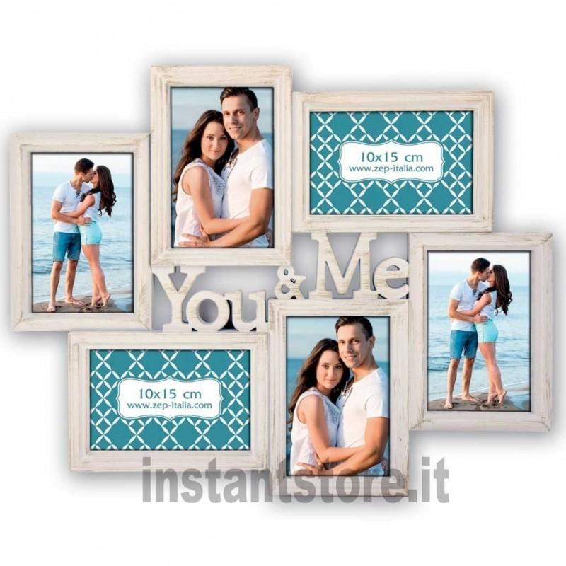 Cornice Fotografica Zep portafoto in ps Bray You & me