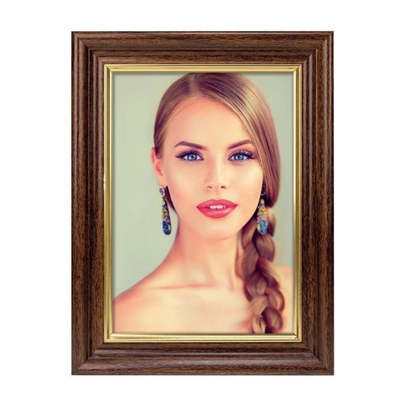 Cornice fotografica 20x30 Zep in legno portafoto Sara