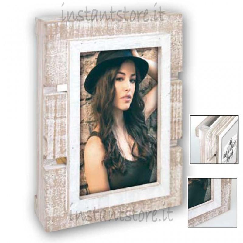 Cornice fotografica in legno 13x18 Portafoto ZEP Europe B