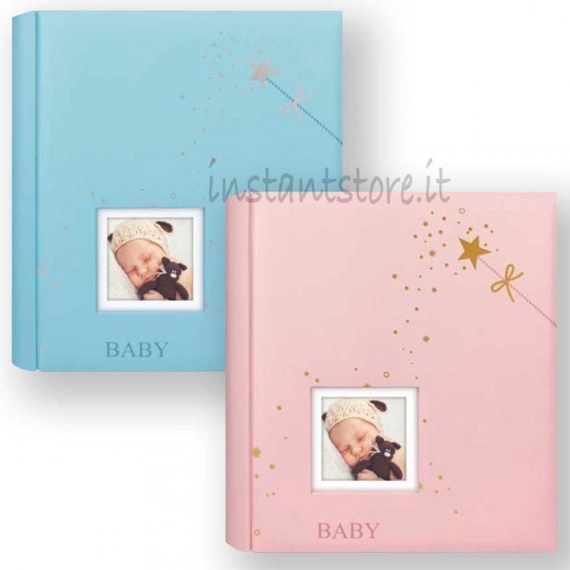 Album Fotografico 200 foto 11x16 Portafoto Bambini a tasche con memo