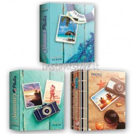 Album Fotografico Zep 100 foto 13x19 13x18 Portafoto Summer