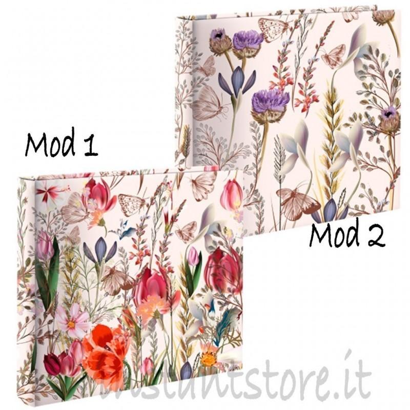 Album Fotografico Mascagni 200 foto 13x19 Portafoto s480 con memo