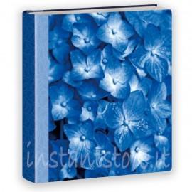 Album Fotografico 50 fogli 29x31 portafoto tradizionale con fiori