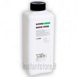 Ilford Rapid Fixer 1 litro Fissaggio carta e pellicola Bianco e Nero