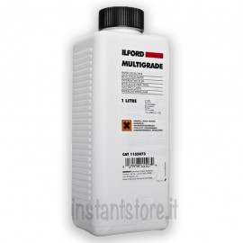 Ilford Multigrade 1 L Sviluppo carta in banco e nero Cat 1155073
