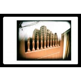Lomography Konstruktor 35 mm SLR fotocamera Lomo