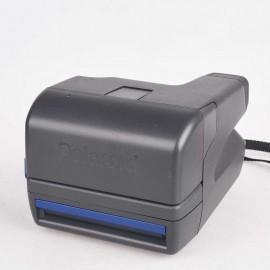 Polaroid 636 Blu in confezione serie 600 testata