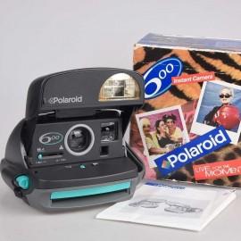 Polaroid serie 600 in confezione Testata e funzionante