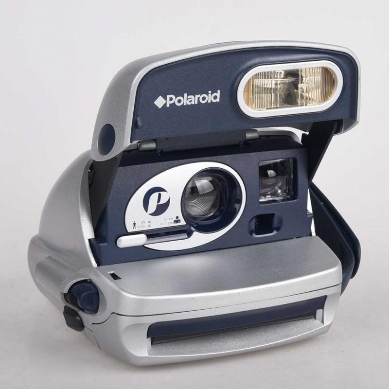 Polaroid 600 P cromata Testata e funzionante