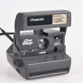 Polaroid 636 Close Up serie 600 Testata e funzionante