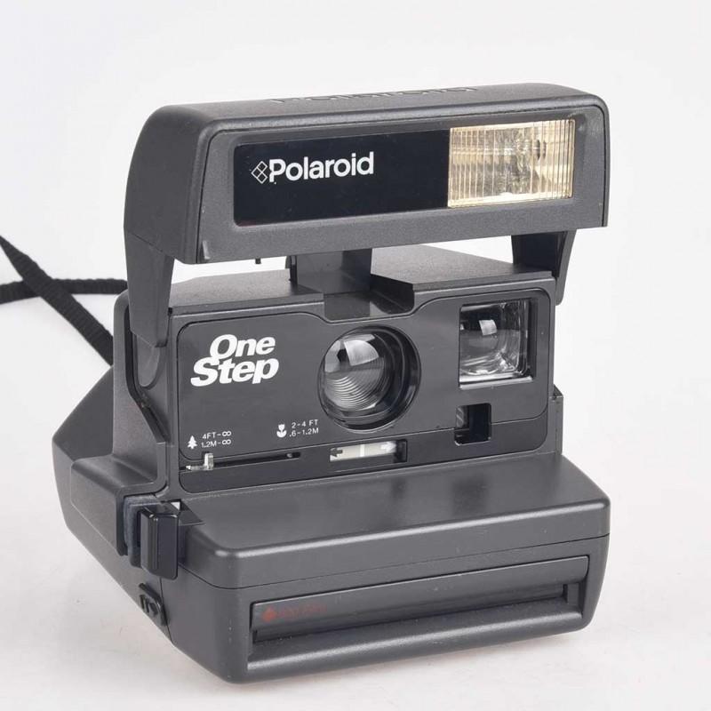 Polaroid serie 600 One Step testata e funzionante