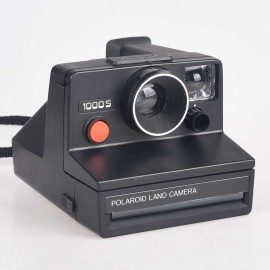 POLAROID 1000 s LAND CAMERA TESTATA SX 70 -072