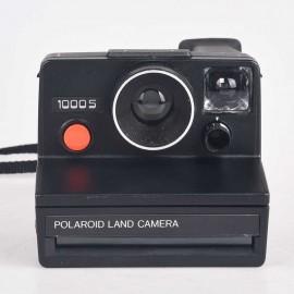 POLAROID 1000 s LAND CAMERA TESTATA SX 70 -072