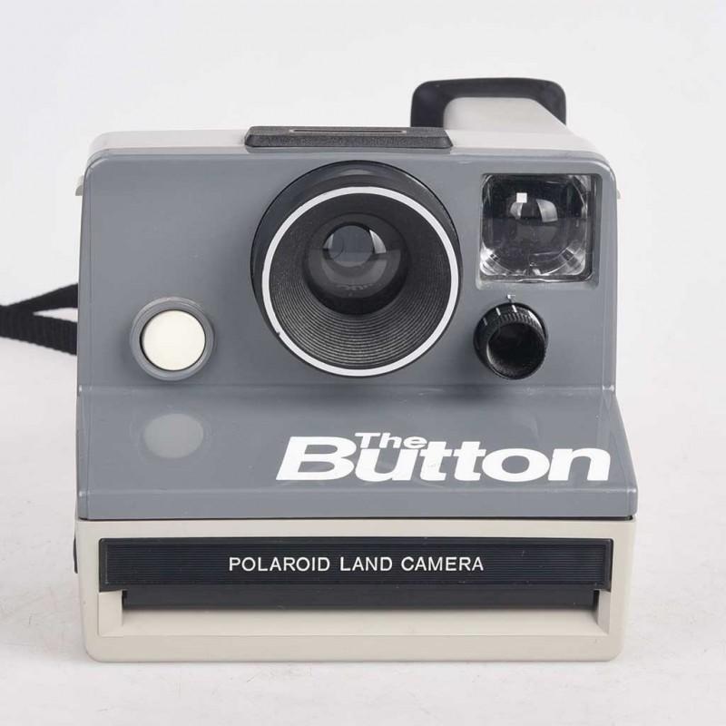 POLAROID The Button TESTATA E FUNZIONANTE serie SX 70