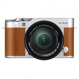 Fuji X-A3 + 16-50mm F3.5-5.6 OIS II Camel - Garanzia Fujifilm Italia