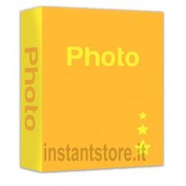 Album Fotografico Basic 100 200 300 foto 13x18 13x19 vari colori e formati