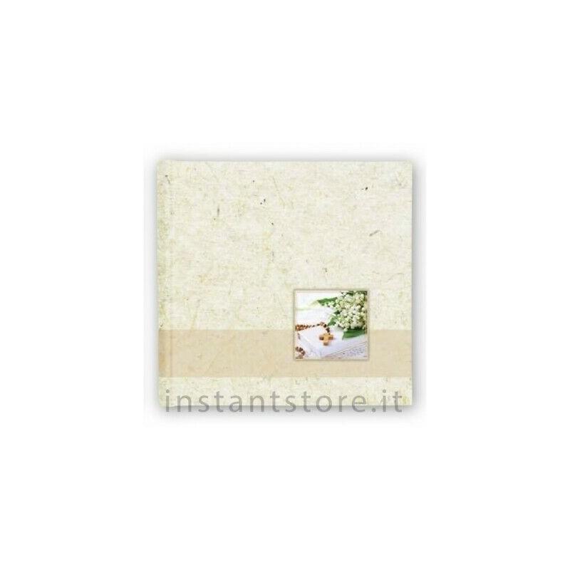 Album Fotografico con velina 20 fogli 31x31 Portafoto Comunione 11 - instantstor
