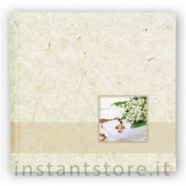 Album Fotografico Tradizionale 20 fogli 24x24 Portafoto Comunione 11 - instantst