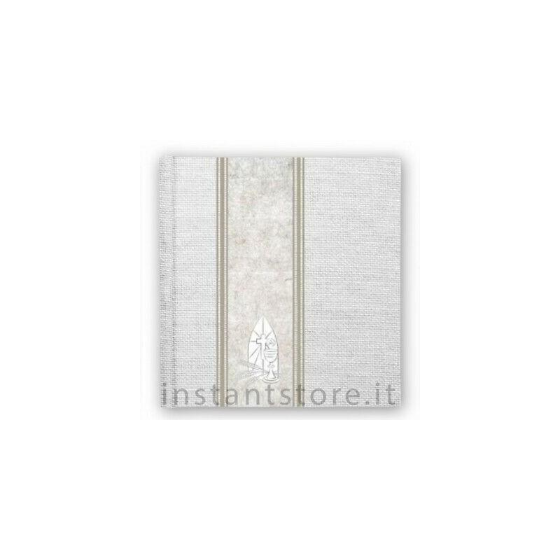 Album Fotografico Tradizionale 12 fogli 24x24 Portafoto Comunione 12 - instantst