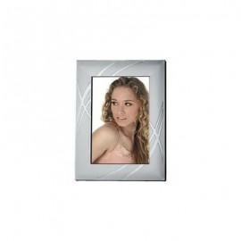 Cornice Fotografica ZEP 15x20 Silver Plated Portafoto colore argento 328ASS55-6R