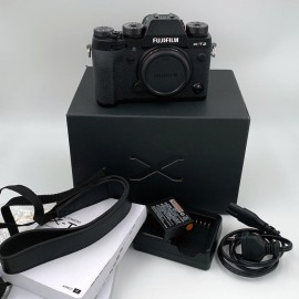Fujifilm Fuji x-t2 corpo macchina body garanzia 6 mesi